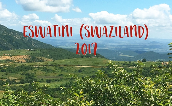 01 - Beautiful Swaziland from a mountain - 01 8x5